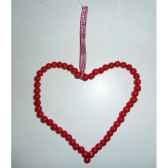 fig a susp coeur 11cm rouge peha tr 26990