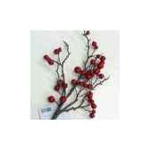 bouquet 46cm ac fruit rouge peha tr 27040