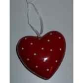 fig a susp coeur 7cm rouge peha tr 27900