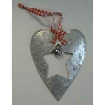 Fig a susp coeur 16,5cm Peha -TR-29145