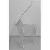 renne 101cm blanc peha tr 29405