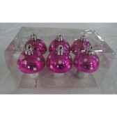 6 champignons peche 7cm peha tr 30175