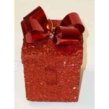 Fig à susp cadeau 10cm rouge Peha -TR-30230