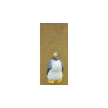 Fig à susp pingouin 9cm Peha -TR-31385