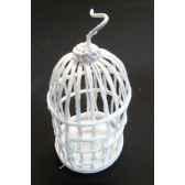 fig a susp oiseau cage 20cm blanc peha tr 32070
