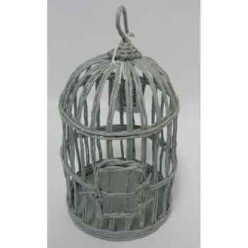 Suspension cage oiseau 20cm gris Peha -TR-32075