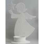 photophore ange blanc 16 cm peha tr 34362