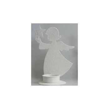 Photophore ange blanc 16 cm Peha -TR-34362
