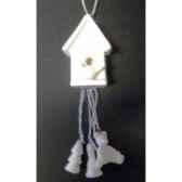 fig a susp cage oiseau 55cm blanc peha tr 35890