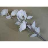 pique fleurs 110cm blanc peha tr 36015