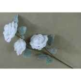 pique fleurs 71cm blanc peha tr 36060