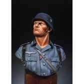 figurines buste buste de fantassin allemand s9 b02