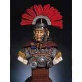 figurines buste centurion romain s9 b06