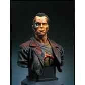 figurines buste cyborg en 2025 s9 b12