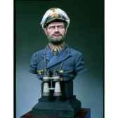 figurines buste capitaine de u boat s9 b14