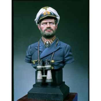 Figurines - Buste  Capitaine de U-Boat - S9-B14