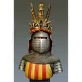 figurines buste jaime i en 1208 1276 s9 b22