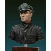 figurines buste joachim jochen peiper en 1944 s9 b24