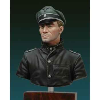 Figurines - Buste  Joachim Jochen Peiper en 1944 - S9-B24