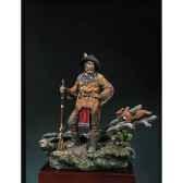 figurine trappeur 1840 s4 f23