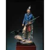 figurine explorateur crow 1876 s4 f24