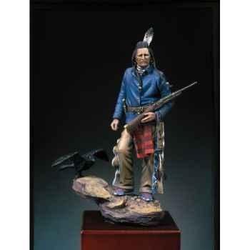 Figurine - Explorateur Crow  1876 - S4-F24