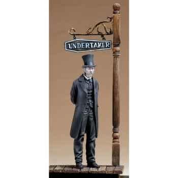 Figurine - Fossoyeur 1880 - S4-F36