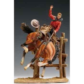 Figurine - Bronco Billy en 1880 - S4-S12