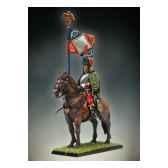 figurine etendard de hussards a chevana 011