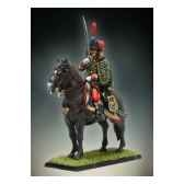 figurine officier de hussards a chevana 014