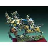 figurine escarmouche en 1815 s7 s04