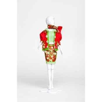 Debbie strawberrie Dress Your Doll -S113-0102