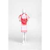 dolly pink polka dress your dols113 309