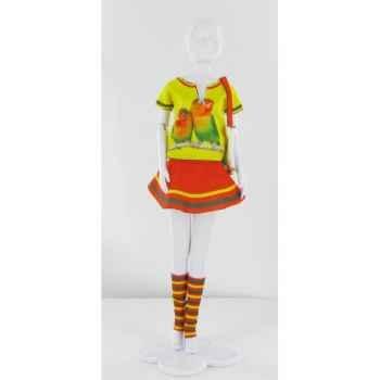 Tiny bird Dress Your Doll -S111-0209
