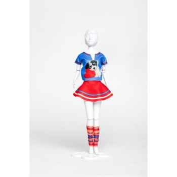 Tiny my sweety Dress Your Doll -S113-0211
