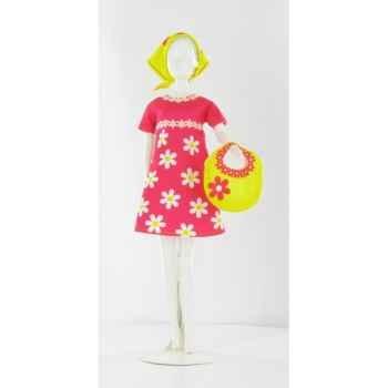 Twiggy daisy Dress Your Doll -S210-0302
