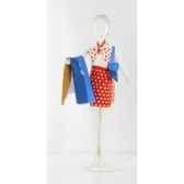 nancy dots dress your dols210 0103