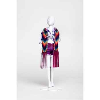 Carry purple Dress Your Doll -S313-0604