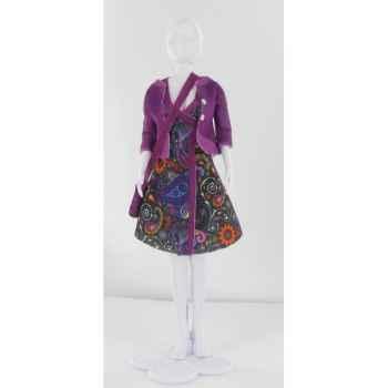 Patsy paisley Dress Your Doll -S311-0402