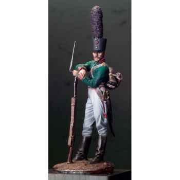 Figurine - Fantassin russe en 1805 - S7-F30