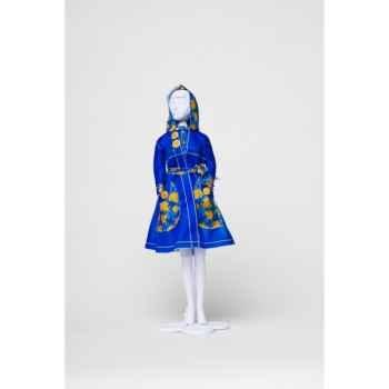 Fanny autumn Dress Your Doll -S412-0403