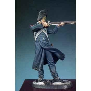 Figurine - Grenadier de la garde impériale en 1812 - S7-F29