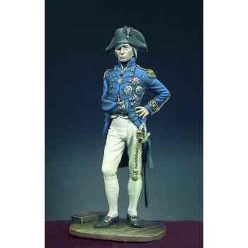 Figurine - Amiral Horatio Nelson, Trafalgar en 1805 - S7-F28
