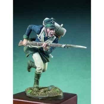 Figurine - Fantassin prussien en 1815 - S7-F27