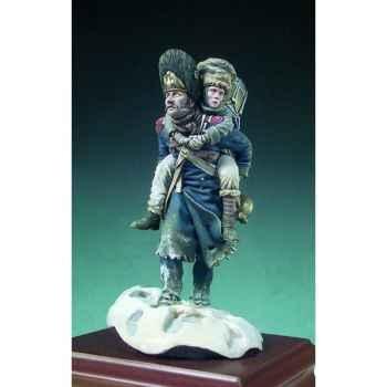 Figurine - Camarades en 1812 - S7-F26