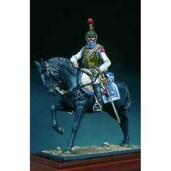 Figurine - Carabinier français en 1812 - S7-F20