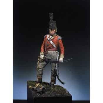 Figurine - Officier britannique en 1815 - S7-F7