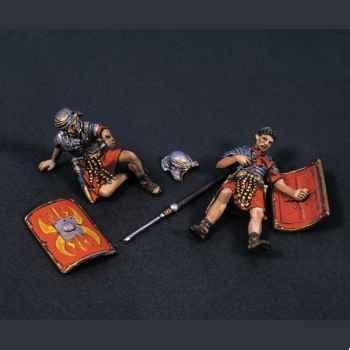 Figurine - Romains blessés  2 - RA-015