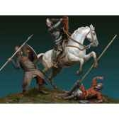 figurine ensemble la bataille de hastings 1066 ap j c sm s07