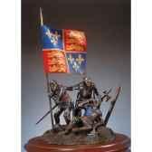 figurine ensemble azincourt en 1415 sm s05